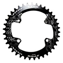 STYX Black 38T MTB Mountain Bicycle Chainring 96bcd CNC 7075 38T