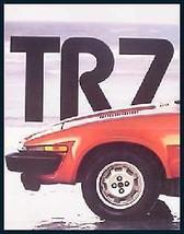 1979 Triumph TR7 ORIGINAL Dealer Color Brochure 79 Xlnt - $10.56