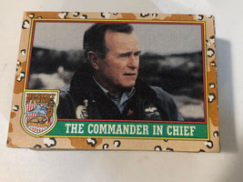 1991 Topps Dessert Storm Card Set Bush Powell - $9.90
