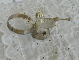 8 Vintage Regal Quality Silver Plate Angel Cher... - $34.99