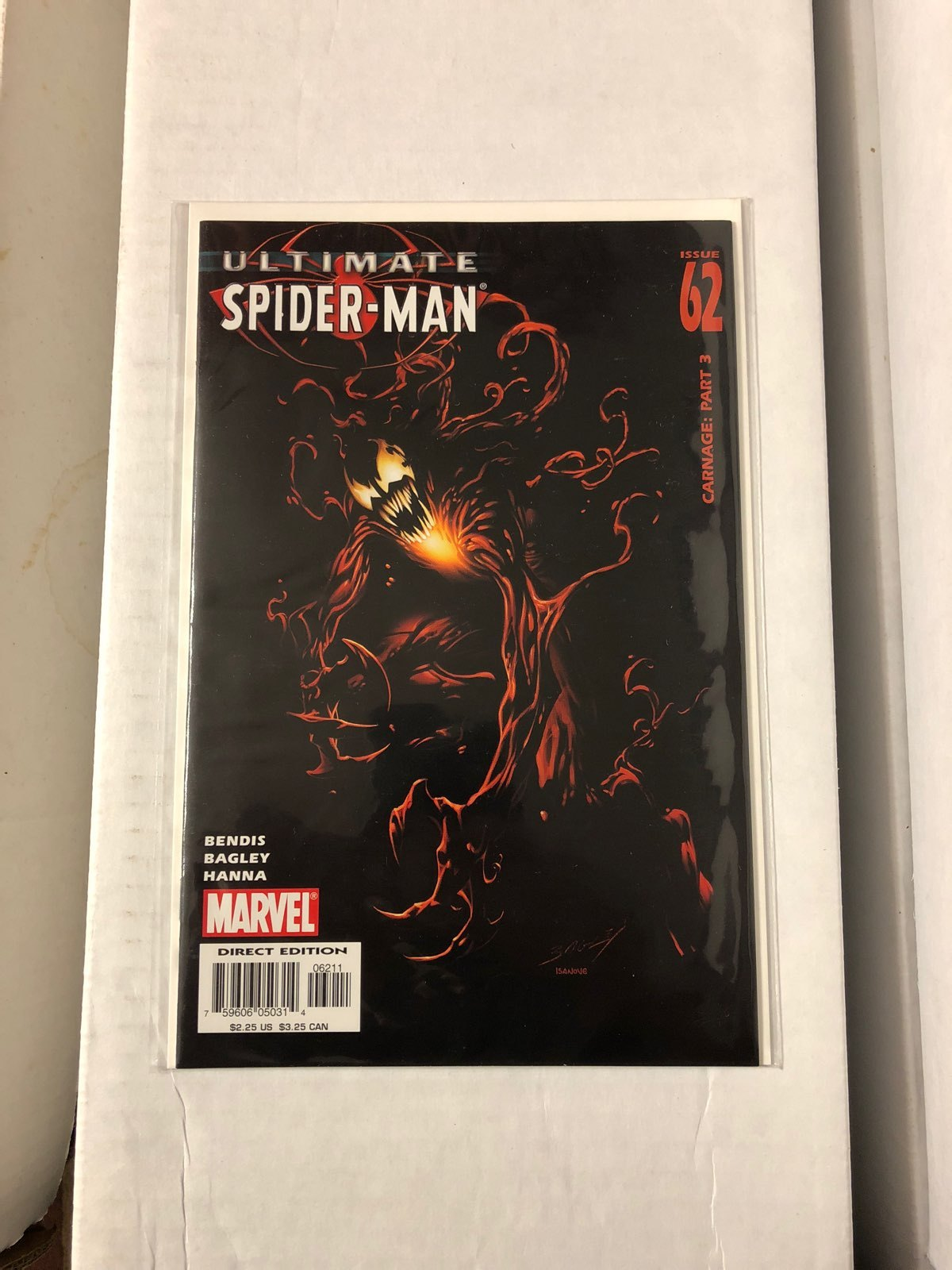 Ultimate Spider-Man #62