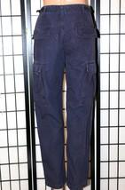 TRU-SPEC Size Small Short Navy Blue Adjustable Waist Cargo Tactical Pant... - $28.05