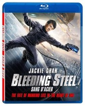 Bleeding Steel [Bluray] [Blu-ray] (Bilingual)  - $34.65