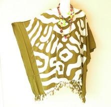 4X /& 5X 3X S M L 1X Floral Abstract Batik Plus Kaftan Caftan Kimono Beachwear Womens Big Hippie Boho Tunic Poncho Blouse Top XL 2X