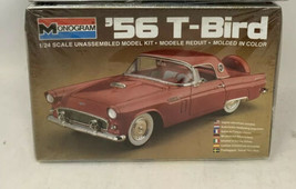 Monogram 1956 Ford Thunderbird T-Bird 1/25 Model Kit - $24.18