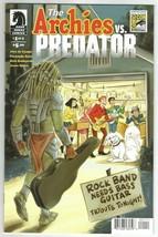 2015 SDCC Exclusive Archie Vs. Predator #1 Dark Horse Comics San Diego Comic Con - $19.79