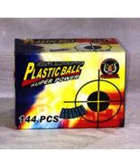 Desert Eagle / Blazing Guns Refill Case of 144 plastic Toy Bullets - $12.95