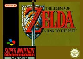 BEST Of Zelda PAL EUR SNES Super Nintendo Video Game - $19.99