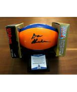DON SHULA HOF MIAMI DOLPHINS 1972 SBC SIGNED AUTO 2007 SB XLI FOOTBALL B... - $247.49