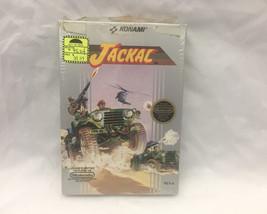Jackal Konami NES Nintendo Entertainment System 1987 Near Complete No Ma... - $29.69