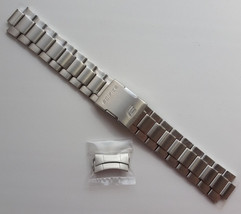 Genuine Replacement Watch Band 22mm Stainless Steel Bracelet Casio Eqs-5... - $83.60
