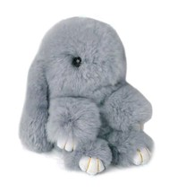 Cute Bunny Pendant Easter Bunny Handbag Charm - $14.80