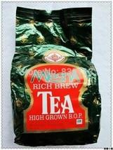100% Pure Mlesna Rich Brew high grown BOP Ceylon Black Tea - $20.66