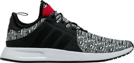 adidas Men's Originals X_PLR Sneaker Shoes Black/Red BY9262 - $84.99