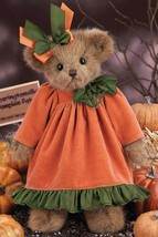 "Bearington Bears ""Ima Pumpkin"" 14"" Plush Bear- #179929 - NWT- 2012 -Retired - $39.99"