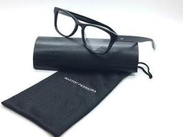 Barton Perreira Black Eyeglasses BLA PATSY SILVER SATIN 49 mm Fashion B-... - $74.97