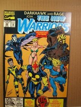 Marvel Comic The New Warriors Lot of 6 Issues 18, 22, 23, 24, 25, 26 - $8.99