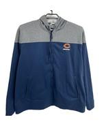 C-Buk By Cutter & Buck Full Zip Jacket NFL Chicago Bears XXL - $19.70