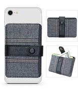 Phone Card Holder Ultra-slim Self Adhesive Stick-on Credit Card Wallet,... - $22.88