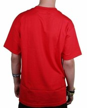 Dissizit Mens Red Dila DZT Guns T-Shirt Slick LA Los Angeles Graffiti Art NWT image 2