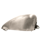 SPORTSTER 2.225 PEANUT RAW GAS TANK FOR XL MODELS 1995-2003 - USES 22MM ... - $152.95