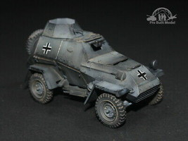 German PANZERSPAHWAGEN BA-64(r) WWII 1:35 Pro Built Model - $148.50