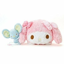 My Melody Plush Doll Cute Pose Mouse Face Down 2015 Sanrio Japan New Rare F/S - $107.79