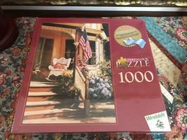 Wrebbit Perfalock Puzzle 1000 Pieces Victorian Memories 20014 New Sealed - $39.39
