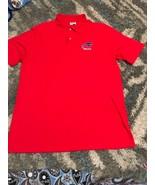 Vintage Buffalo Bills Polo Red Mens XL - $23.75