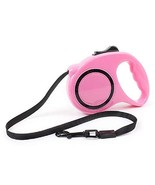 5M Pink Pet Dog/Cat Puppy Automatic Retractable Traction Rope Training W... - $21.78