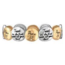 Avon Proverbs 3:5 Stretch Bracelet - $14.99