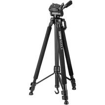 Sunpak 620-663LX 6630LX 66 Photo/Video Tripod with Adapters - $43.10