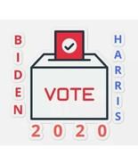 Biden Harris stickers Joe Biden and Kamala Harris stickers decals, vote 2020 - $2.96 - $3.47