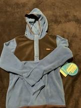 Columbia Boys NEW Mountain Side Classic Fit Fleece Hoodie Jacket Medium M - $30.69
