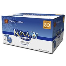 Copper Moon Coffee Single Serve Pods for Keurig 2.0 K-Cup Brewers, Kona ... - $74.99