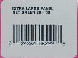 Destron Fearing DuFlex Visual Livestock Id Panel Tags XL Green 25 Sets 26-50 image 7