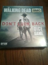 NEW Walking Dead Dice Game: Don't Look Back by Cryptozoic Entertainment ... - $18.69