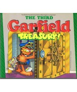 ORIGINAL Vintage 1985 Garfield Third Treasury Paperback Book Jim Davis - $27.90
