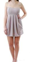 Free People Women's Ladies Knit Mini Dress Champagne Rose Size XS BCF511 - $69.08