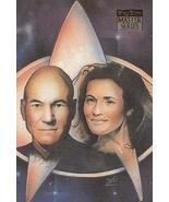 1994 Skybox Star Trek Master Series #36 Picard and Vash M/NM - $2.93
