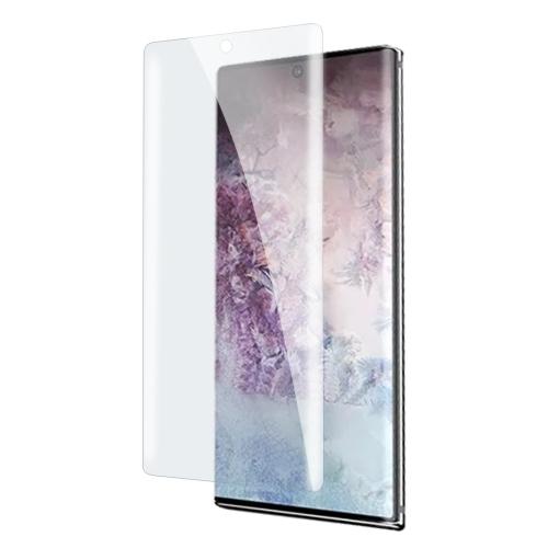 UV Liquid Full Glue Tempered Glass for Galaxy Note10 Pro