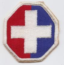 Vintage US Army Asia Command Medical Corps Korea Embroidered Shoulder Patch - $3.00