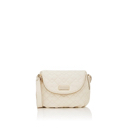 Primary image for Marc by Marc Jacobs New Q Natasha Quilted Leather Crossbody Bag - Leche