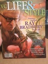 Ray Bradbury VC LIFE & STYLE - SIGNED. The BEST Ray Bradbury interview I... - $171.99