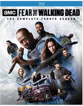 Fear The Walking Dead: Season 4 [Blu-ray]