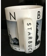 Starbucks Boston MUG City Scenes Series 18 oz Coffee Cup Barista Mug 2003 - $14.99