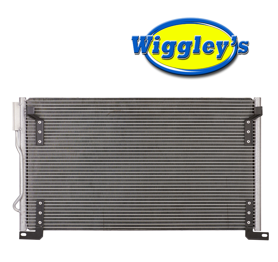 A/C CONDENSER FO3030207 FOR 05 06 07 FORD FIVE HUNDRED FREESTYLE MERCURY MONTEGO