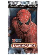 Spider-Man 3 Edibas Lamincards Sealed Pack - $2.00