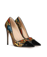 Womens High Heels Pumps Pointed Toes Shoes Size Customized - $59.99