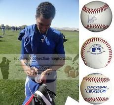Alexi Ogando Rangers Red Sox AZ Diamondbacks Autographed Signed Baseball... - $29.08